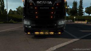 Scania R/S 2016 Modifications for Euro Truck Simulator 2