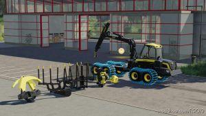 Ponsse Buffalo Dual for Farming Simulator 2019