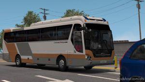 Hyundai Universe 2008 1.33.X for American Truck Simulator