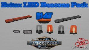 Bigt Britax Led Beacons Pack 1.35.X for American Truck Simulator
