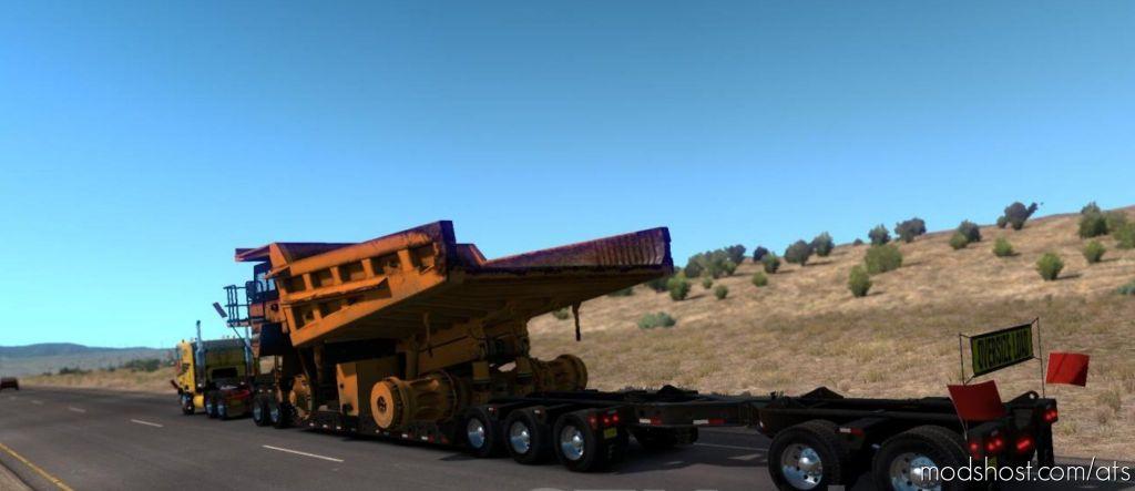 Caterpillar 785C Mining Truck For Heavy Cargo Pack Dlc 1.35.X 2
