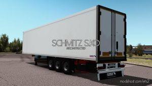 Schmitz S.ko Reconstructed for Euro Truck Simulator 2