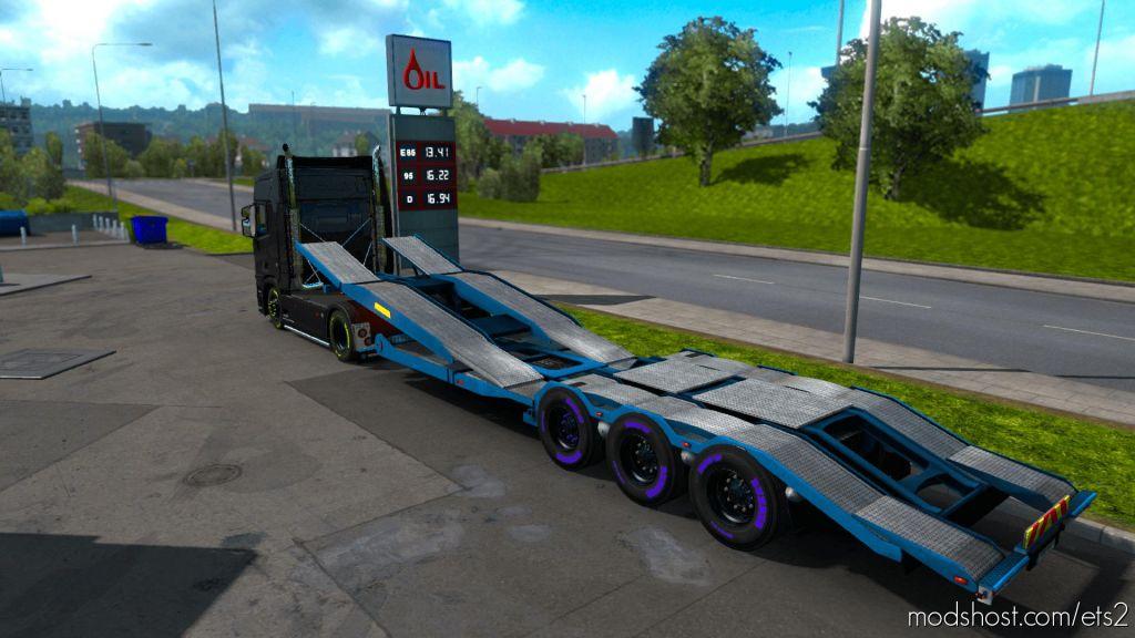 Ownership Truck Transporter for Euro Truck Simulator 2