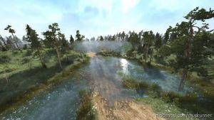 Long Way / Long Way Map for MudRunner