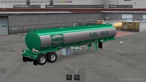 Heil Tanker Trailer 2Axles 1.31 for American Truck Simulator