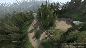 Simple Logging Map for MudRunner