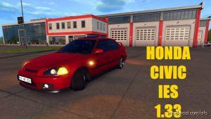 Dealer Fix For Honda Civic Ies for American Truck Simulator