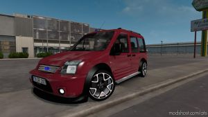 Ford Transit Connect for American Truck Simulator