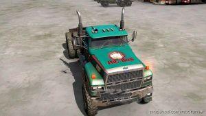 Ford LTL9000 & Western Star 6900XD Truck for MudRunner
