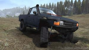 Toyota Hilux 1990 for MudRunner