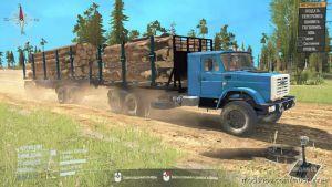 Zil-4340 Truck for MudRunner