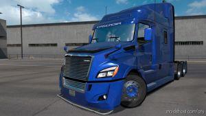 Freightliner Cascadia 2018 Ultrabald Edition Ats V1.6.1 for American Truck Simulator