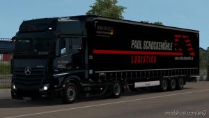 Skin Pack For Krone Megaliner By Sogard3 V3.4 1.35.X for Euro Truck Simulator 2