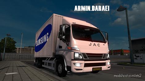 Jac Persian (Iran) Truck for Euro Truck Simulator 2