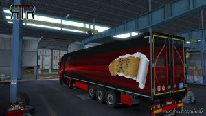 Griffin Combo For Scania Next Gen And Krone Coolliner for Euro Truck Simulator 2
