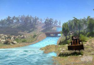 Valley 3 Map for MudRunner