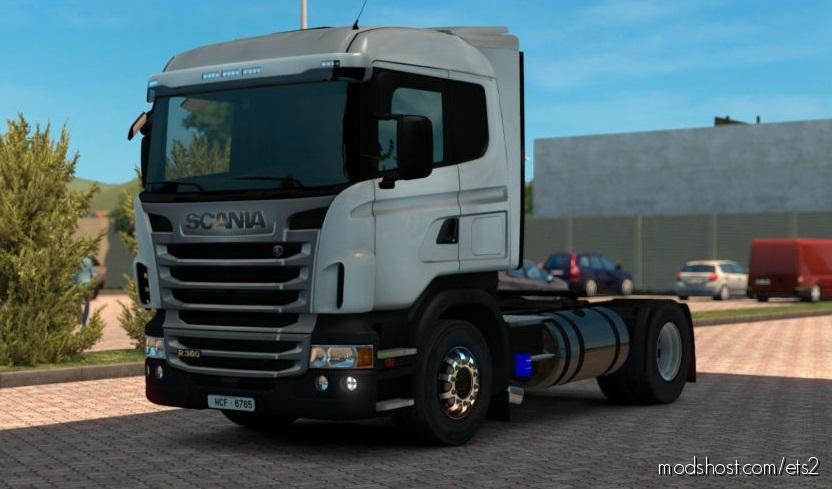 Addon – Fuel Tank – Rjl Scania R, R4 & Streamline V 1.5 for Euro Truck Simulator 2