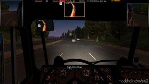 Headlights 1.35.X for Euro Truck Simulator 2