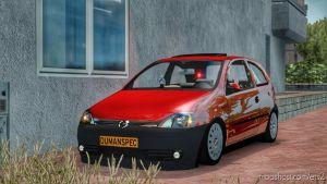 Opel Corsa C 1.7 V1R10 1.35 for Euro Truck Simulator 2