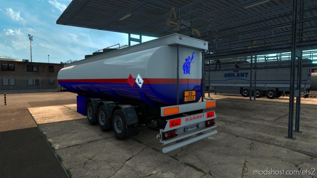 Cistern Mammut 1.33 – 1.35 for Euro Truck Simulator 2