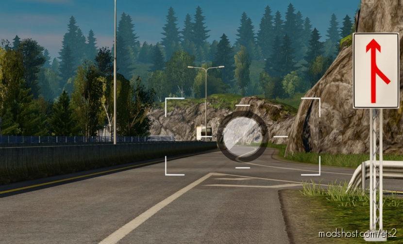 No Road End Mod 1.35 for Euro Truck Simulator 2