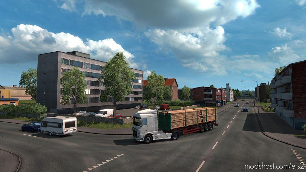 No Streets Block 1.35.X for Euro Truck Simulator 2