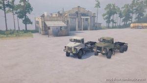 """Kraz-260 """"Prapor"""" Truck for MudRunner"""