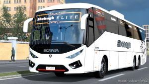 Sks Buspack 1.35 for Euro Truck Simulator 2