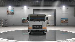 Roman Diesel V1.1 for American Truck Simulator
