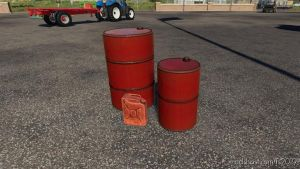 Diesel Mod V1.2 for Farming Simulator 2019