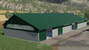 Large Grain Storages V1.1 for Farming Simulator 2019
