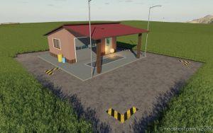 Vehicle Workshop for Farming Simulator 2019