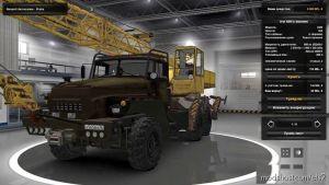 Ural 4320 10 1.36.X for Euro Truck Simulator 2