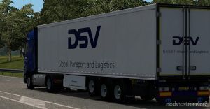 Dsv Krone Cooliner 1.36 for Euro Truck Simulator 2