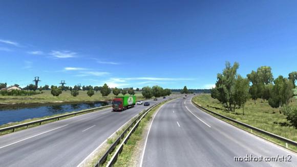 Weather Graphics Redo 1.22 – 1.36.X for Euro Truck Simulator 2