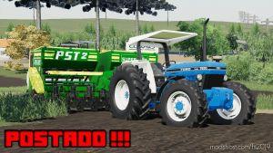 Tatu PST2 8 Linhas for Farming Simulator 2019