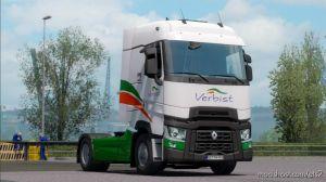 Skin Verbist Renault T for Euro Truck Simulator 2