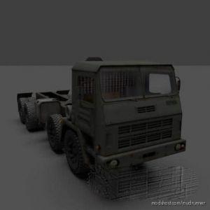 Kraz 6305 Truck V2.0 for MudRunner