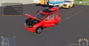 Jeep Grand Cherokee V1.1 for Farming Simulator 2019