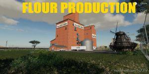 Flour Production for Farming Simulator 2019