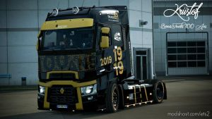 Kriistof Bernistruck 100 Ans V3.0 for Euro Truck Simulator 2
