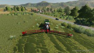 Rake Nadal R90 Telescopic Front for Farming Simulator 2019
