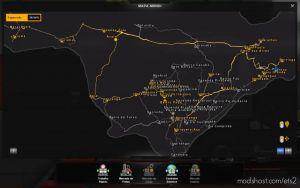 Profile Map Eldorado Pro By Elvis Felix V1.7.4 for Euro Truck Simulator 2
