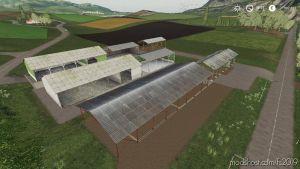 Homemade Vehicle Shelter Pack for Farming Simulator 2019