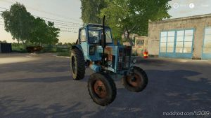 Mtz 80 V1.0.0.1 for Farming Simulator 2019