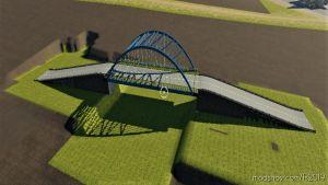 Large Positionable Bridge for Farming Simulator 2019