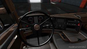 Interior Crocodile For Scania RS RJL for Euro Truck Simulator 2