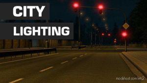 Sisl's City Lighting 1.36 for Euro Truck Simulator 2