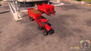Krampe Bandit 750 for Farming Simulator 2019