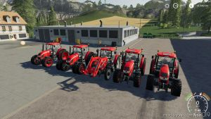 Zetor Forterra HD 130/150 V1.2 for Farming Simulator 2019